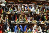Bolivia es el segundo país del mundo con más mujeres en el Parlamento