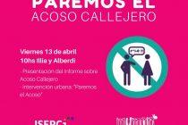 [Chaco] MuMaLa presentará informe sobre Acoso Callejero