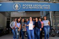 [Chaco] MuMaLá lleva propuestas a la Legislatura para la emergencia en violencia de género