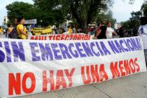 """[Corrientes] """"Sin emergencia nacional no hay una menos"""""""