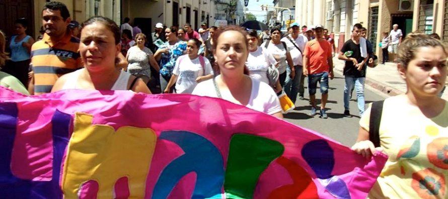 [Corrientes] Volvió a las calles el clamor por políticas de género