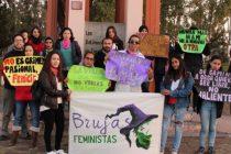 [Corrientes] Curuzú Cuatiá marcha contra los femicidios