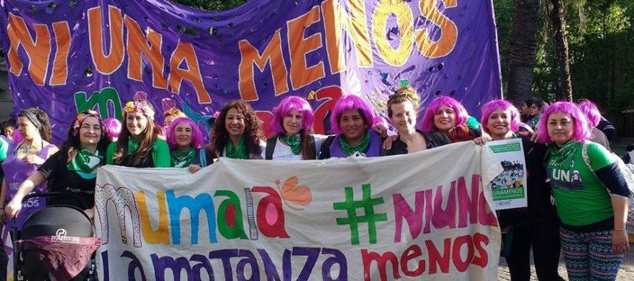 [La Matanza] Firmas para crear la Secretaría de Género