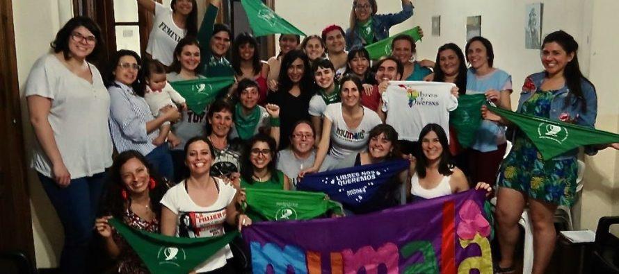 Las Mumalá construyendo Feminismo Popular y Federal