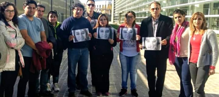 [Plottier] Se desarrolló la audiencia de ratificación de condena al femicida Muñoz