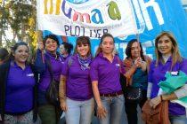 [Plottier] Fue declarada de interes municipal la marcha Ni Una Menos