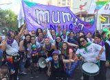 [Plottier] Mumala participó en Trelew del Encuentro Nacional de Mujeres