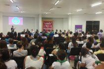 "[Chaco] Se realizó la charla ""Libres nos queremos"" a cargo de MuMaLá"