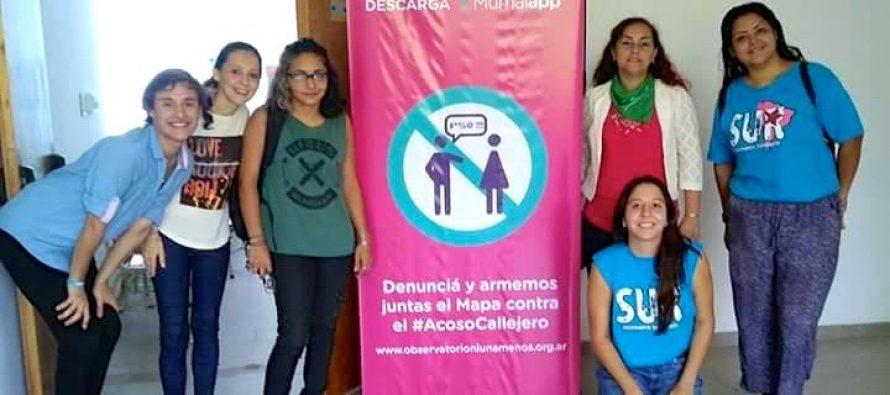 [Corrientes] Presentaron aplicación para elaborar un mapa de acoso callejero