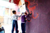 [Corrientes] Un mural contra la violencia de género y los femicidios