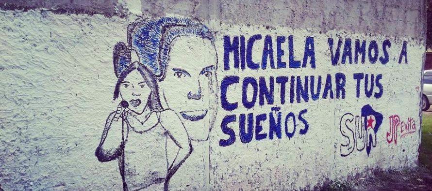 [Merlo] Nuestro homenaje a Micaela