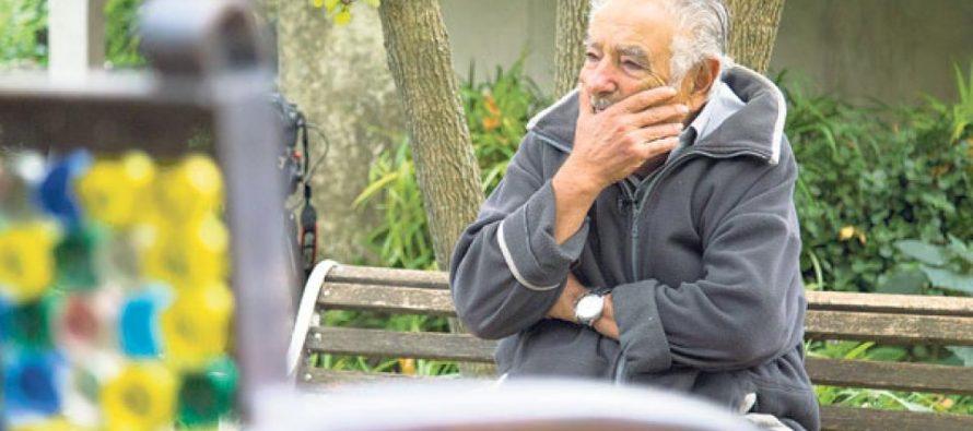 """""""¿Por qué hay tanta enfermedad del balero?"""". Entrevista a Pepe Mujica"""