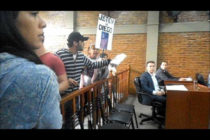 Llanto, dolor y vergüenza en el Concejo Deliberante de Ituzaingó