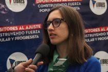 [La Plata] Las políticas de Género no se sostienen en base a la precarización laboral