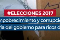 [Bs. As.] A quien votamos en las PASO. Comunicado del Movimiento Libres del Sur