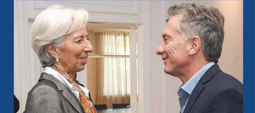Vamos a Plaza de Mayo a decirle NO al FMI