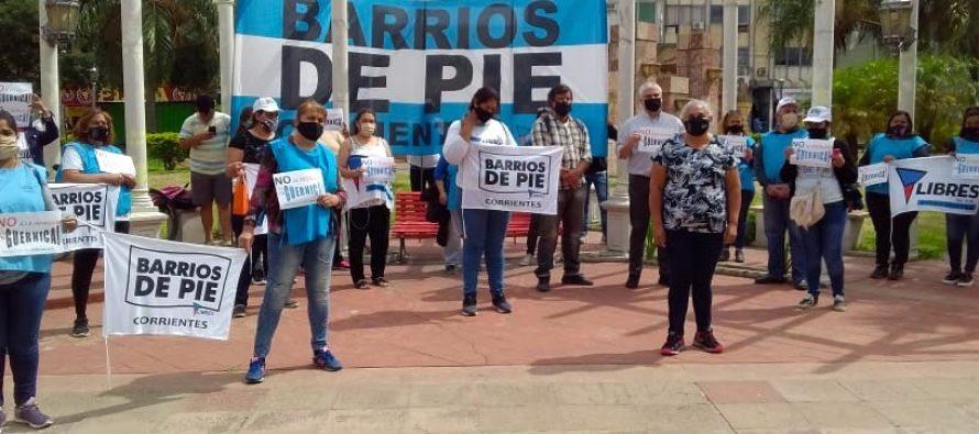 [Corrientes] La represión: esa herramienta de disciplinamiento con los pobres
