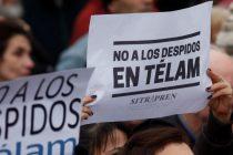"""La Justicia respaldó a los trabajadores de Télam: """"Los despidos son ilegales"""""""