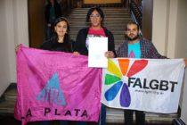 [La Plata] 17 de Mayo: Nuestra ciudad votó NO a la Discriminación por Orientación Sexual