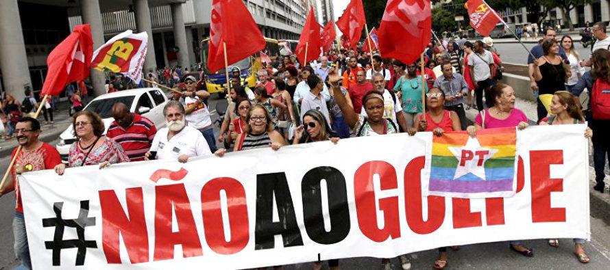 Brasil: Repudio al golpe institucional. Comunicado de Libres del Sur