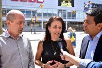 """[Neuquén] Mercedes Lamarca: """"Hay que frenar las políticas de Macri"""""""