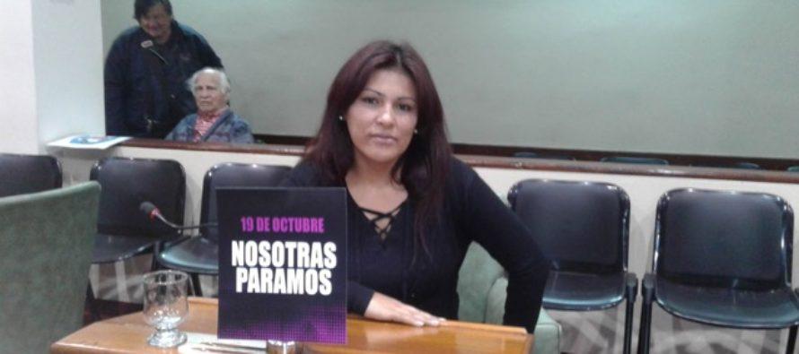 [San Isidro] El HCD de San Isidro se sumó al Paro Nacional de Mujeres