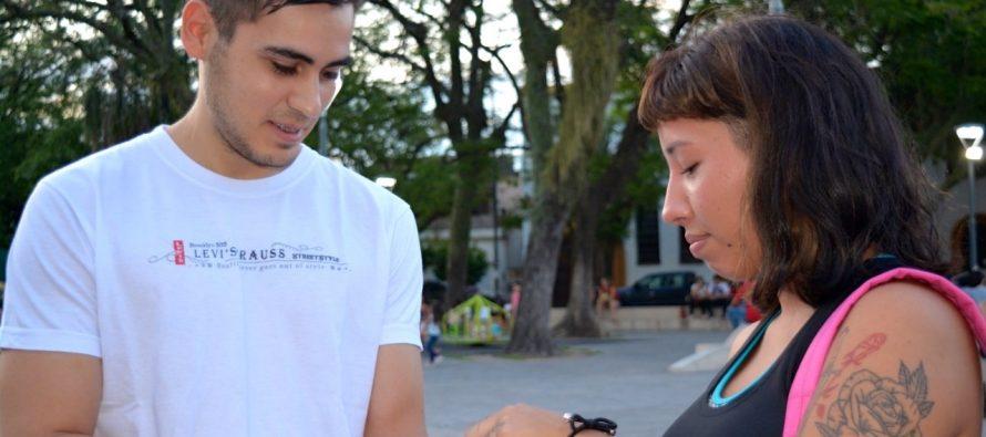"""[Chaco] Comenzó la campaña """"Por nuevas masculinidades, por varones no violentos"""""""