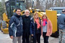 [Plottier] Carlos Javier Lopez: Más obras públicas para que la ciudad siga creciendo