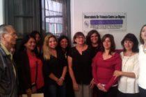 """[Salta] Nombran """"Rosana Alderete"""" al Observatorio de Violencia contra las Mujeres"""