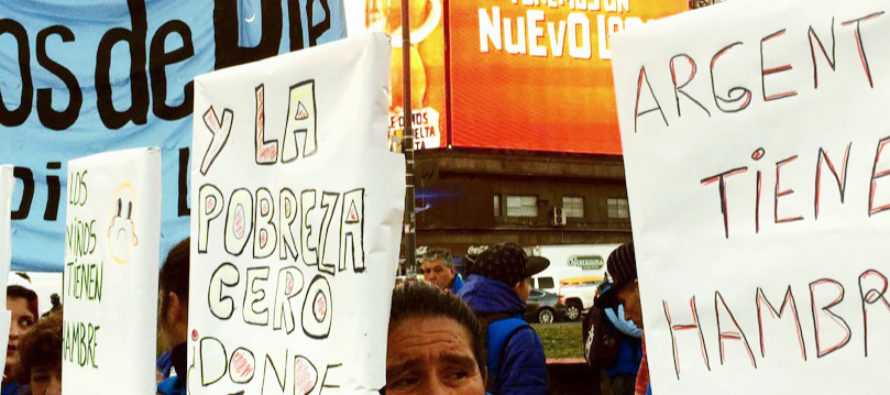 """""""Acercamos al Congreso proyecto para declarar Emergencia Alimentaria"""""""