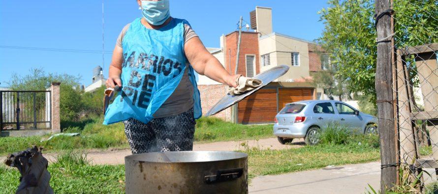 [Chaco] La jornada nacional Cuarentena Sin Hambre también en la provincia.