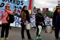 [CABA] Barrios de Pie vuelve a instalar ollas populares contra la pobreza