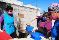 """[Salta] Morello: """"Muchas familias están sufriendo, tenemos que coordinar gobierno y organizaciones sociales"""""""