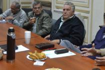 [CABA] Barrios de Pie y organizaciones sociales se reunieron con Monseñor Lozano