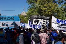 [Pergamino] Organizaciones sociales se suman a la protesta nacional