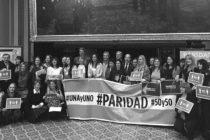 Una y Uno: las mujeres piden paridad en la política