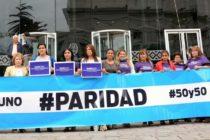 """[Tucumán] """"Planteamos incorporar la paridad en la reforma política"""""""