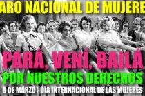 7/3 Paro Nacional de Mujeres. 19hs. Pza. de los Dos Congresos