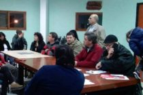 [Pergamino] Se realizó la primera reunión contra el tarifazo