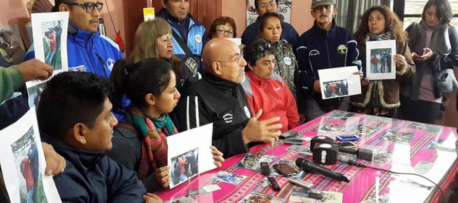 """[Jujuy] Donda: """"La solucion no es detener trabajadores sino declarar la emergencia social"""""""