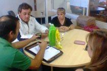 [Pergamino] Barrios de Pie presentó un petitorio al Centro de Referencia Local
