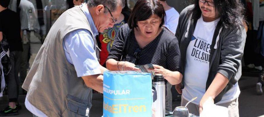 [La Plata] Consulta Popular para recuperar el sistema ferroviario nacional