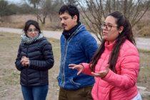 [Santiago del Estero] Integrantes de Libres del Sur realizaron una jornada de plantación de arboles