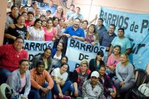 [Chaco] Barrios de Pie ratifica nueva coordinadora nacional y convoca al paro