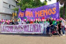 """[La Matanza] Sandra Oviedo: """"Este femicidio nos duele profundamente""""."""