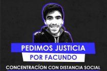 [Neuquén] Libres, Sur, MuMaLa y Barrios de Pie concentrarán por Facundo.