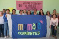 [Corrientes] Correntinas se preparan para el Encuentro Nacional de Mujeres