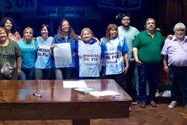 [Córdoba] Asumió la nueva conducción de Barrios de Pie provincial