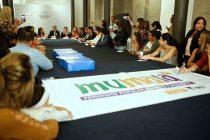 Emergencia Ni Una Menos. MuMaLa presentó su proyecto de Ley en el Congreso de la Nación