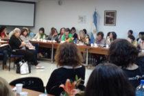 Presentan monitoreo a presupuesto Consejo Nacional de las Mujeres